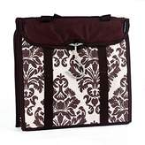 Travelon Hanging Handbag Organizer - Set of 2 (Chocolate Damask)