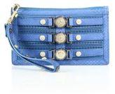 Versace Embellished Clutch
