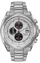 Citizen Men's Titanium Chronograph Bracelet Watch