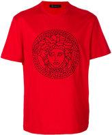 Versus Medusa print T-shirt