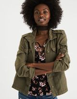 American Eagle Outfitters AE Shrunken Utility Jacket