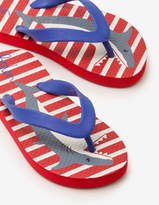 Boden Printed Flip-flops