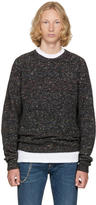 Maison Margiela Grey Donegal Sweater