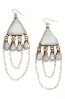 Vanessa Mooney Women's Gia Drop Earrings