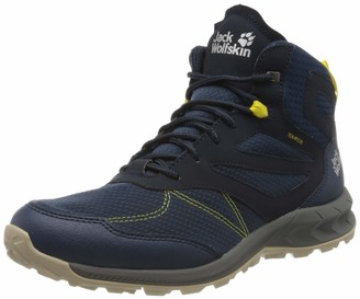 Jack Wolfskin Men's Woodland Texapore Mid M High Rise Hiking Shoes
