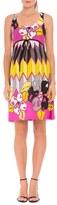 Olian Women's 'Natasha' Print Maternity Dress