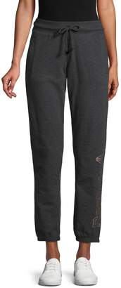 Reebok Studio Cropped Drawstring Pants