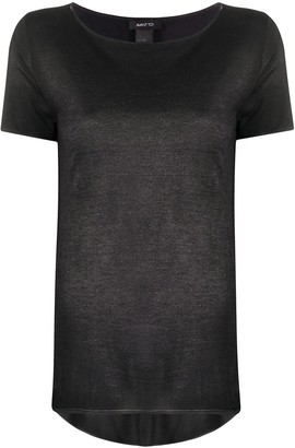Avant Toi relaxed fit short sleeve T-shirt