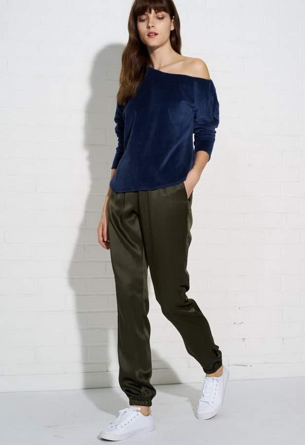 Amanda Uprichard Harlem Track Pants