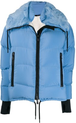 MONCLER GRENOBLE Short Padded Jacket