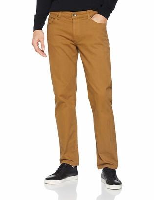 Jacamo Men's Gaberdine Straight Jeans