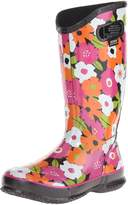 Bogs Women's Spring Flowers Rain Boot