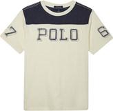 Ralph Lauren Graphic cotton t-shirt 6-14 years