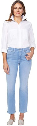 NYDJ Petite Petite Marilyn Ankle Jeans in Tropicale (Tropicale) Women's Jeans