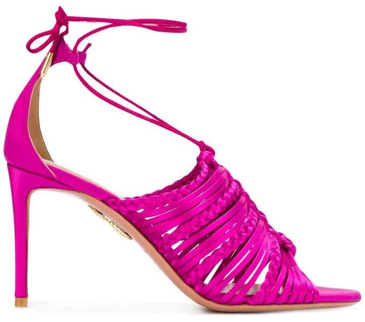 Aquazzura strappy open toe sandals