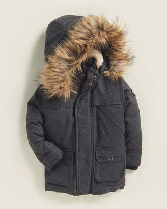 Appaman Boys 8-20) Denali Faux Fur-Trimmed Down Coat