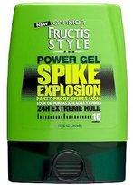 Garnier Fructis Style Spike Explosion Power Gel, 24H Extreme Hold