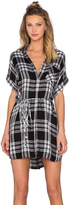 Rails Savannah Button Down Dress