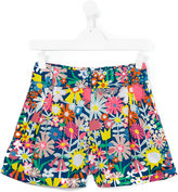 Stella McCartney floral print shorts
