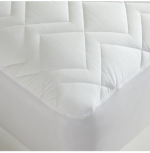 DownTown Company Waterproof Quilted Mattress Pad, California King Bedding