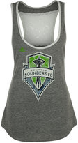 adidas Women's Seattle Sounders FC Peal Logo Tank Top