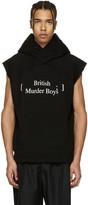 Julius Black british Murder Boys Hoodie