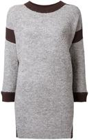 Theatre Products longsleeved knit dress