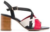 Tommy Hilfiger strappy design sandals