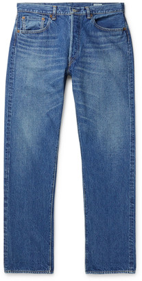 orSlow 105 Selvedge Denim Jeans