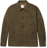 Paul Smith - Cotton And Linen-blend Twill Jacket