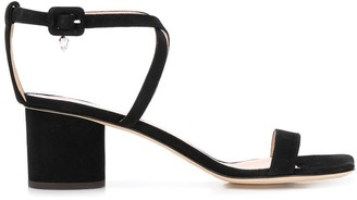 Giuseppe Zanotti cross strap sandals