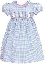 Claire & Charlie Smocked Dress