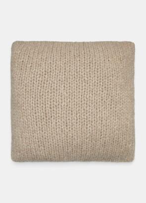 Vince Hand Knit Pillow