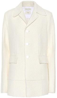 Bottega Veneta Wool-blend boucle jacket