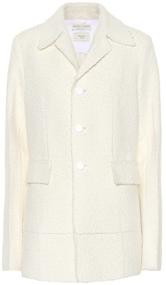 Bottega Veneta Wool-blend boucle jacket