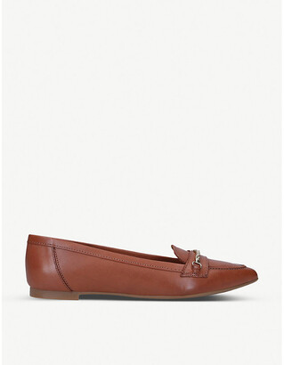 Aldo Umirewia embellished leather loafers