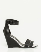 Le Château Stingray Ankle Strap Wedge