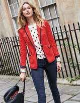 Boden Picardy Tipped Blazer