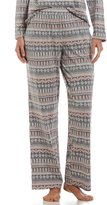 Sleep Sense Petite Fair Isle Sleep Pants