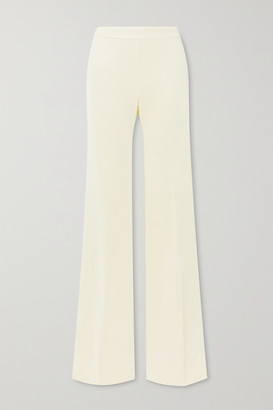 Kwaidan Editions Jersey Flared Pants - Cream