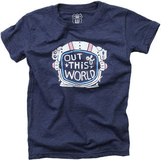 Wes And Willy Wes Willy Out Of This World T-Shirt