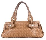 Bottega Veneta Intrecciato Leather Handle Bag
