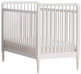 Pottery Barn Kids Elsie Spindle Crib, Cloud