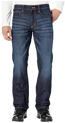 5.11 Tactical Defender-Flex Jeans Straight in Dark Wash Indigo (Dark Wash Indigo) Men's Jeans