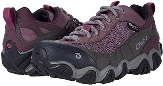 Oboz Firebrand II Low B-DRY (Lilac) Women's Shoes