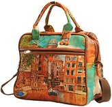 Yuga Printed Fashion Shoulder Handbags Designer Women Bags With Zipper Pockets