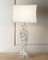 Horchow Mother-of-Pearl Lamp