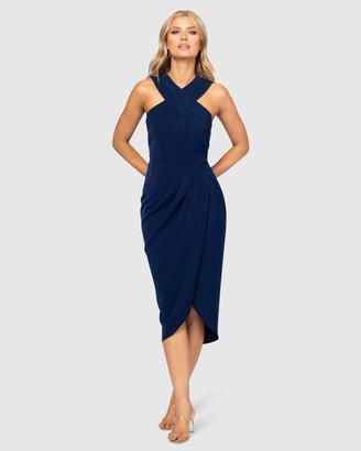 Pilgrim Elise Midi Dress