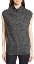 Theory Women's Woodsen Cowl Neck Knit Tank