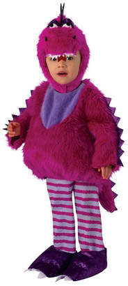 BuySeasons Toddler Girls and Boys Dragon Deluxe Costume